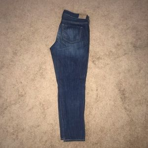 Hollister Jeans - Hollister butterfly button boyfriend pants size 5